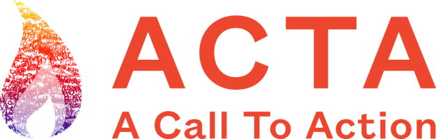 A Call To Action (ACTA) Registered Charity Number 1187587
