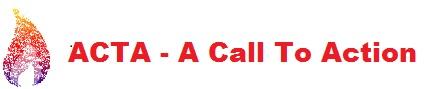 ACTA - A Call To Action